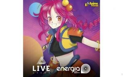 Em parceria, Live Arena e Energia 97 promovem desafio inédito de cosplay na Anime Friends 2019