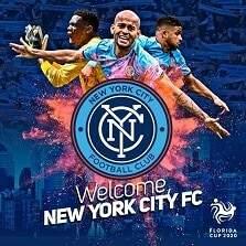 Florida Cup anuncia o New York City FC, clube da Major League Soccer, na edição de 2020 do torneio