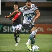 Recuperado de Covid-19, Ricardo Oliveira projeta retorno e 'luta até o fim' para Coritiba subir na tabela