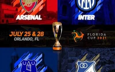 De volta! Florida Cup anuncia os clubes participantes e as datas para o grande evento de 2021